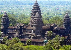 cambodge angkor wat 300x209 photo