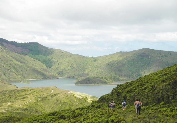 Açores tourisme vert