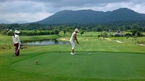 golf en thailande