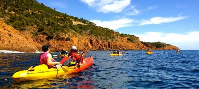Pratiquer le canoë-kayak en vacances