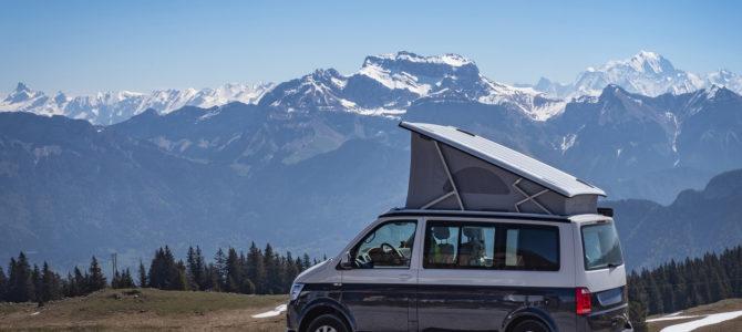 Le fourgon : un mode de transport pour les amoureux du voyage